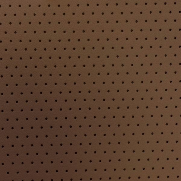 NAPPA PERFORATION 2190 СВЕТЛО-КОРИЧНЕВАЯ ширина 1,4м толщ. 1,5мм