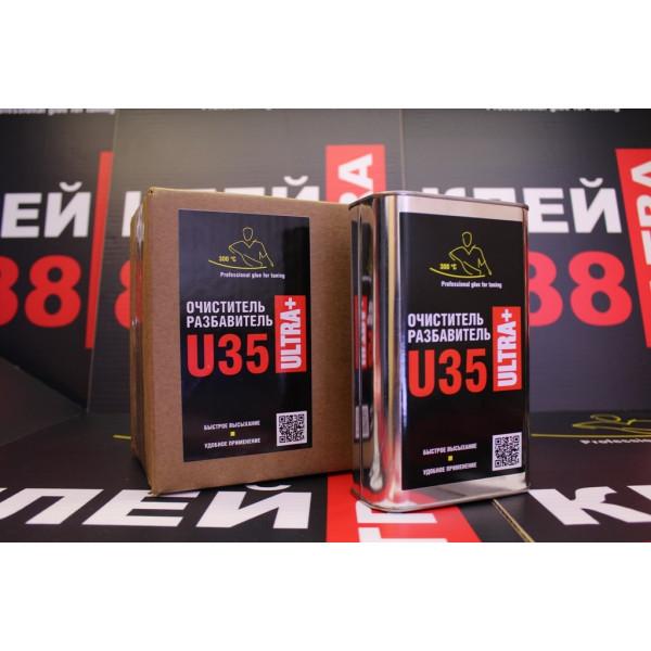 Растворитель U35 для клея 888 1 литр
