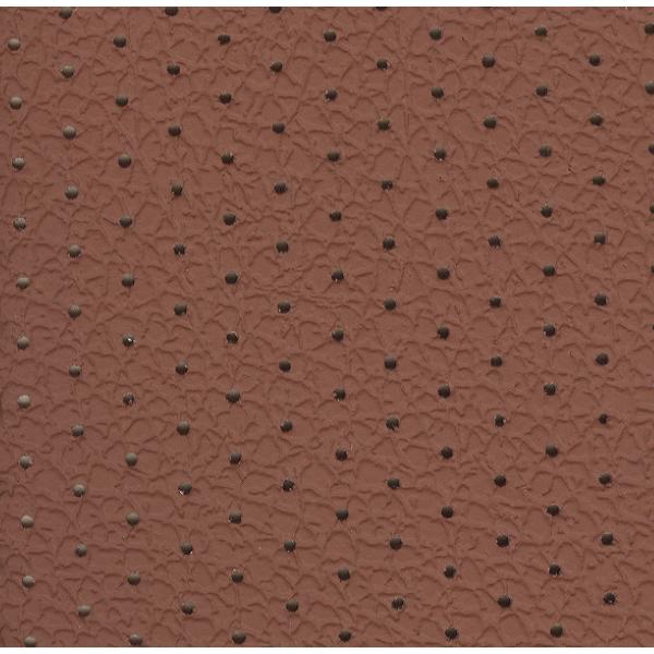 DAKOTA PERFORATION  2162  ТЕРРАКОТ ширина 1,4м толщина 1,5мм