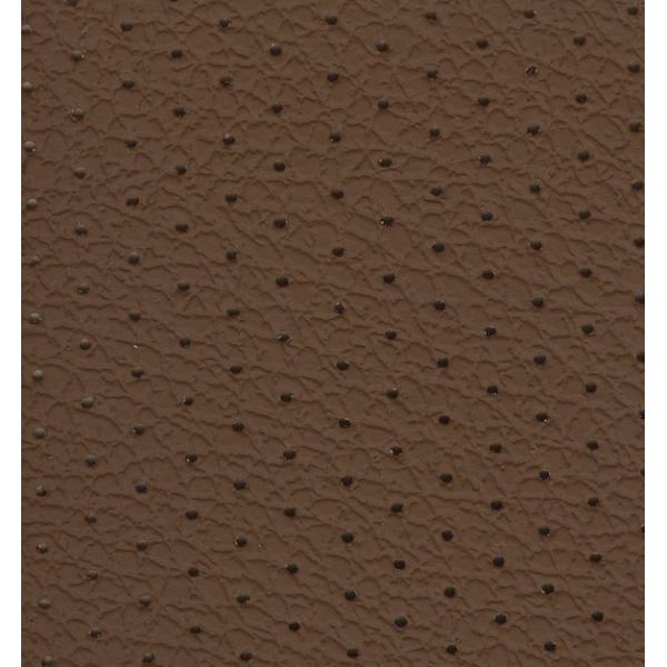DAKOTA PERFORATION 2123 КОРИЧНЕВАЯ ширина 1,4м толщина 1,5мм
