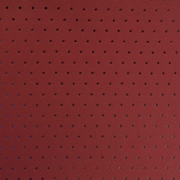 NAPPA PERFORATION 2118 КАРМИН ширина 1,4м толщ. 1,5мм