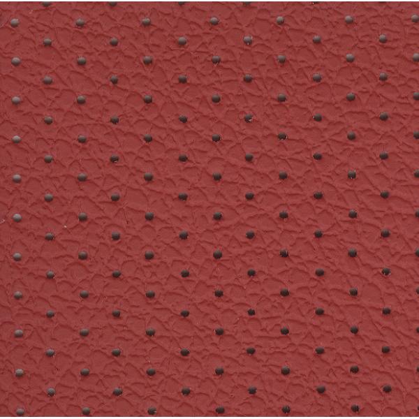 DAKOTA PERFORATION  2181 ЯРКО-КРАСНАЯ ширина 1,4м толщина 1,5мм