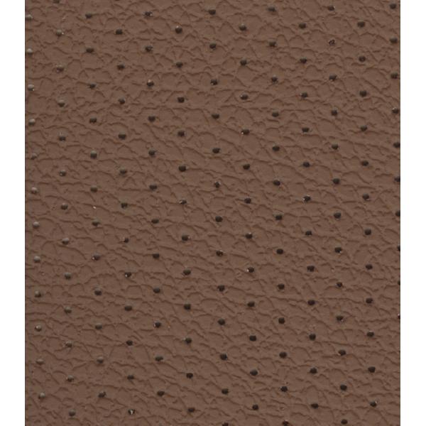 DAKOTA PERFORATION  2186 КОРИЧНЕВАЯ ширина 1,4м толщина 1,5мм