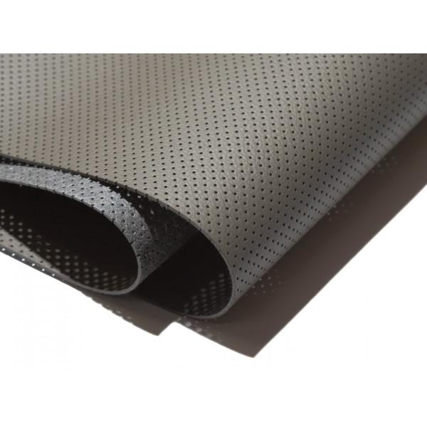Экокожа на микрофибре Nova 819 PERFORATION ХАКИ толщина 1,5мм ширина 1,4м