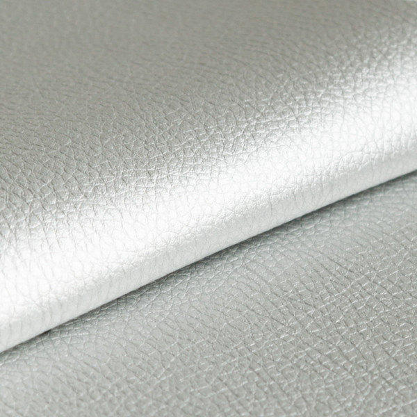 Экокожа Art-Vision NEXT 128 СЕРЕБРО ширина 1,38м толщина 1,2мм