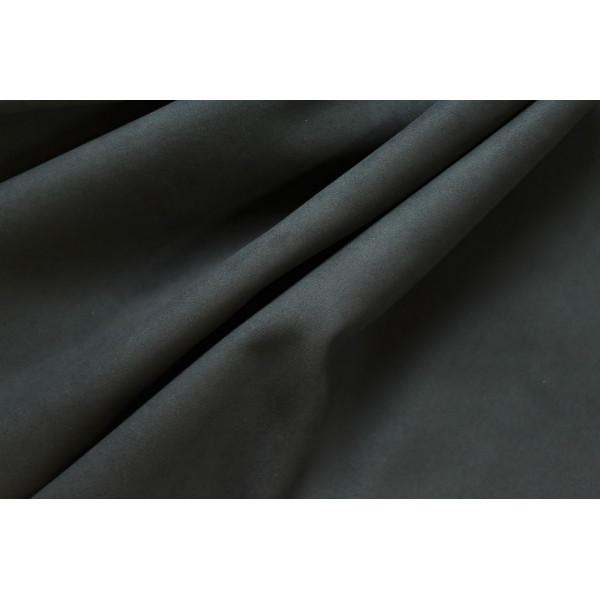 Алькантара ORIENTAL на тканевой основе BLACK CF01 толщина 1,3мм ширина 1,4м