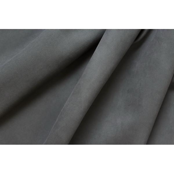 Алькантара ORIENTAL на тканевой основе ANTRACIT CF02 толщина 1,3мм ширина 1,4м