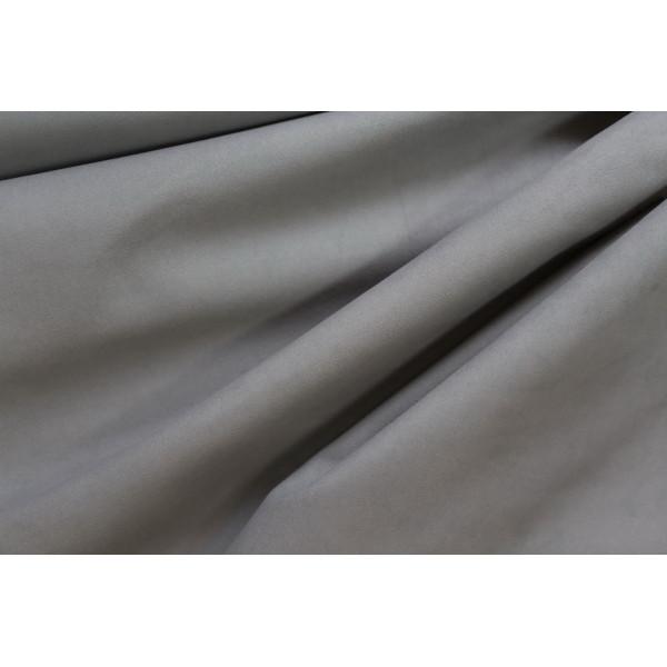Алькантара ORIENTAL на тканевой основе DARK-GREY CF05 толщина 1,3мм ширина 1,4м